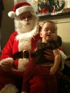 pops with santa